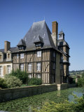 Le Chateau, Grandechamp, Near Lisieux, Basse Normandie (Normandy), France Photographic Print by Philip Craven