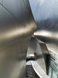 Walt Disney Concert Hall, Part of Los Angeles Music Center, Frank Gehry Architect, Los Angeles Photographic Print by Ethel Davies