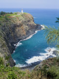 Kilauea Lighthouse, Kilauea Point, National Wildlife Refuge, Hawaii Photographic Print by Ethel Davies