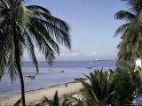 Bamburi Beach, Near Mombasa, Kenya, East Africa, Africa Photographic Print by Philip Craven