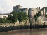 Chepstow Castle, Gwent, Wales, United Kingdom Photographic Print by Rob Cousins