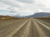 Road to El Chalten, Patagonia, Argentina, South America Photographic Print by Mark Chivers