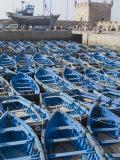 Essaouira Harbour, Morocco, North Africa, Africa Reproduction photographique par Ethel Davies