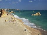 Praia Da Rocha, Portimao, Algarve, Portugal Photographic Print by Neale Clarke