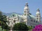 Opera, Monte Carlo, Monaco Photographic Print by Ethel Davies
