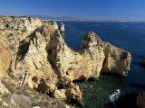 Ponta Da Piedade, Lagos, Algarve, Portugal Photographic Print by Neale Clarke