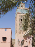 Kasbah Mosque, Marrakech, Morocco, North Africa, Africa Photographic Print by Ethel Davies