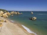 Praia Da Donna Ana, Lagos, Algarve, Portugal Photographic Print by Neale Clarke