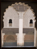 Ben Youssef Medersa (Koranic School), Marrakech, Morocco, North Africa, Africa Photographic Print by Ethel Davies