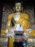 Buddha, Mindroling Monastery, Tibet, China Photographic Print by Ethel Davies