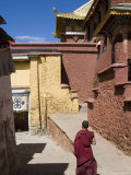 Ganden Monastery, Near Lhasa, Tibet, China Photographic Print by Ethel Davies