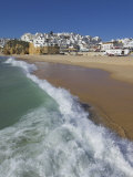 Fishermans Beach, Albufeira, Algarve, Portugal Photographic Print by Neale Clarke