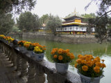 Dalai Lama's Former Summer Palace, Lhasa, Tibet, China Photographic Print by Ethel Davies
