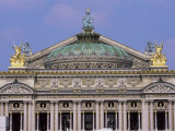 Opera Garnier, Place De L'Opera, Paris, France Photographic Print by Neale Clarke