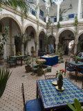 Riad Al Madina, Essaouira, Morocco, North Africa, Africa Reproduction photographique par Ethel Davies