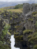 Thingvellir, Iceland Photographic Print by Ethel Davies