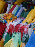 Prayer Flags, Barkhor, Lhasa, Tibet, China Photographic Print by Ethel Davies