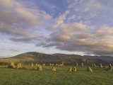 Castlerigg Stone Circle Near Keswick, Lake District, Cumbria, England, United Kingdom Photographic Print by Neale Clarke
