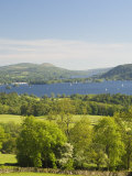 Lake Windermere, Lake District National Park, Cumbria, England, United Kingdom Photographic Print by James Emmerson