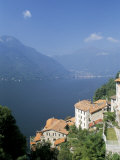 Lake Como, Italian Lakes, Italy Photographic Print by James Emmerson
