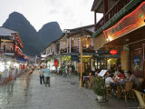 Yangshuo, Guilin, Guangxi Province, China Photographic Print by Angelo Cavalli