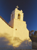 Iglesia De San Pedro, San Pedro De Atacama, Chile, South America Photographic Print by Mark Chivers