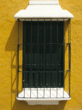 Ornate Window, Ciudad Bolivar, Venezuela, South America Photographic Print by Mark Chivers