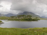 Derryclare Lough, Connemara, County Galway, Connnacht, Republic of Ireland Photographic Print by Gary Cook