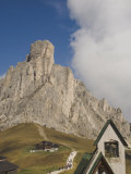 Passo Giau, Mount Averau, 2648M, Dolomites, Italy Photographic Print by James Emmerson