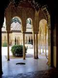 Alhambra, Unesco World Heritage Site, Granada, Andalucia (Andalusia), Spain Photographic Print by James Emmerson