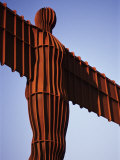 The Angel of the North, Newcastle Upon Tyne, Tyne and Wear, England, United Kingdom Photographic Print by James Emmerson
