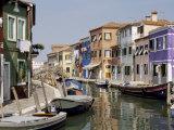 Burano, Venice, Veneto, Italy Photographic Print by James Emmerson