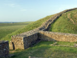 Milecastle 39, Castle Nick, Hadrian's Wall, Unesco World Heritage Site, Nothumberland, England Photographic Print by James Emmerson
