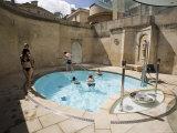 Cross Bath, Thermae Bath Spa, Bath, Avon, England, United Kingdom Photographic Print by Matthew Davison