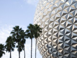 Epcot Center, Disney World, Orlando, Florida, USA Photographic Print by Angelo Cavalli
