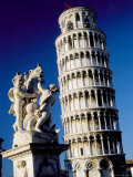 The Leaning Tower of Pisa, Unesco World Heritage Site, Pisa, Tuscany, Italy Photographic Print by James Emmerson