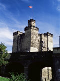 The Castle, Newcastle Upon Tyne, Tyne and Wear, England, United Kingdom Photographic Print by James Emmerson