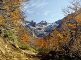 Cerro Catedral, Bariloche, Argentina, South America Photographic Print by Mark Chivers