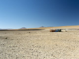 Near the Chilean Border, Salar De Uyuni, Bolivia, South America Photographic Print by Mark Chivers