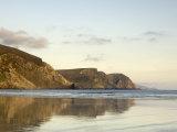 Minaun Cliffs from Keel Beach, Achill Island, County Mayo, Connacht, Republic of Ireland Photographic Print by Gary Cook