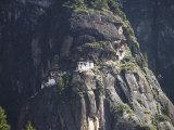 Taktshang Goemba (Tiger's Nest) Monastery, Paro, Bhutan Photographic Print by Angelo Cavalli