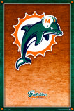 Miami Dolphins Poster On Sale