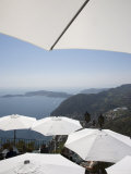 Eze, Alpes Maritimes, Provence, Cote d'Azur, French Riviera, France, Mediterranean Photographic Print by Angelo Cavalli