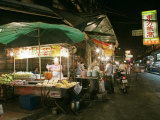 Chinatown, Bangkok, Thailand, Southeast Asia Photographic Print by Angelo Cavalli