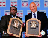 Tony Gwynn and Cal Ripken Jr. Photo