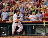 Craig Biggio - 2007 3,000th Career Hit (Swing) Photo
