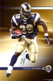 St. Louis Rams- Steven Jackson Posters