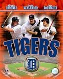 "2007 - Tigers ""Big 3"" Photo"