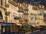 Villefranche Sur Mer, Alpes Maritimes, Provence, Cote d'Azur, French Riviera, France Photographic Print by Angelo Cavalli
