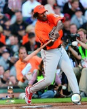 Vladimir Guerrero - 2007 Home Run Derby Action Photo